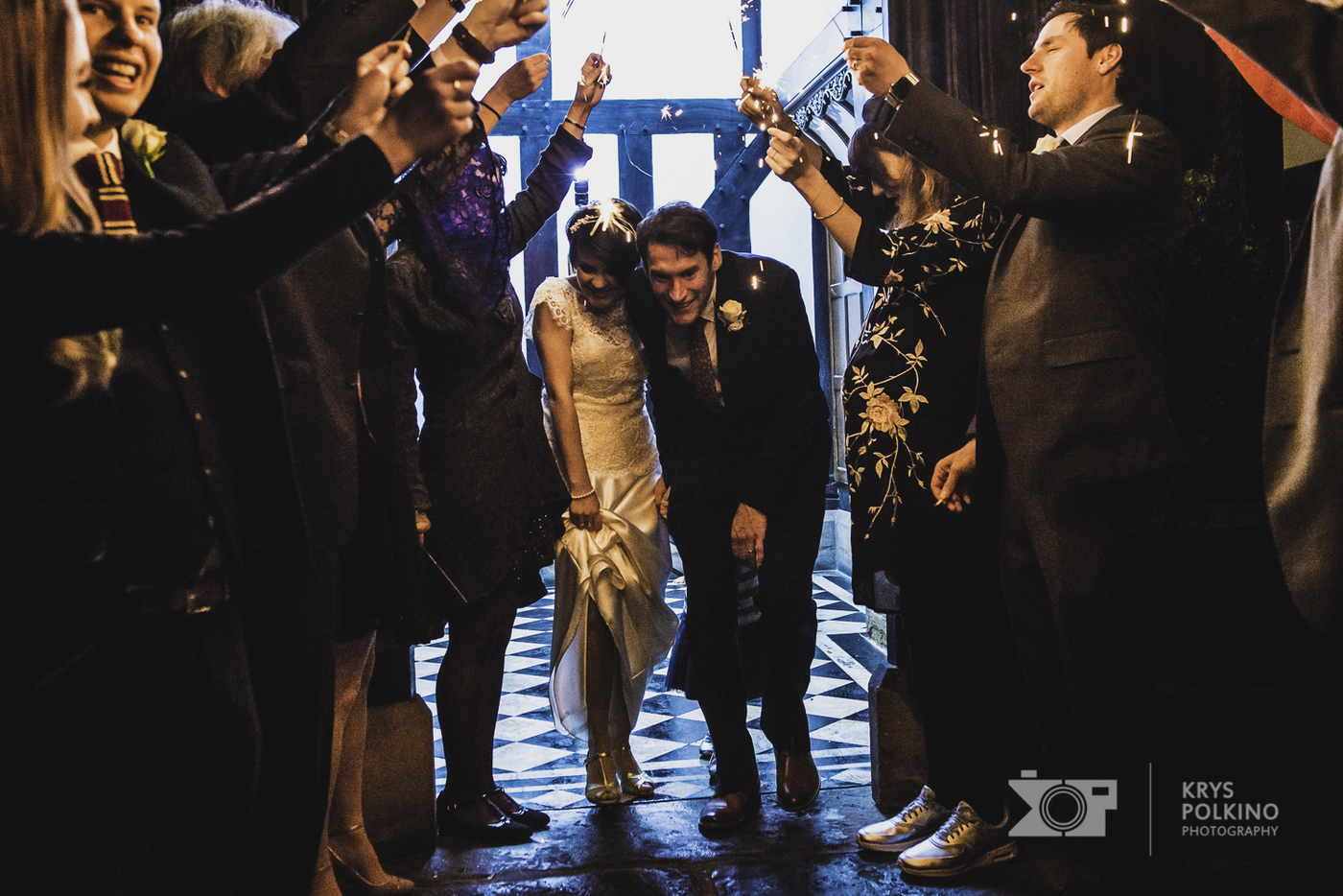 Laura and Jack - Wedding Photography at Hillbark, the UK's smallest five star hotel.