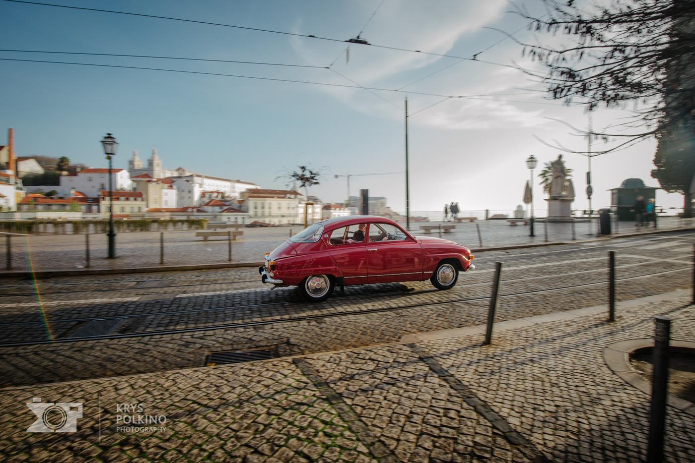 Lisbon & Porto.