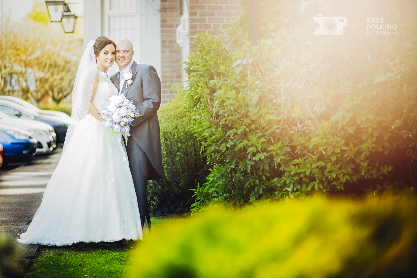 Wedding at the Park, Liverpool. Sarah & Gareth.