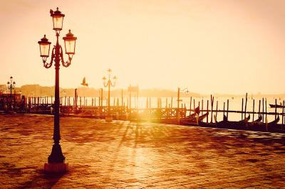 Lightpole from Venice